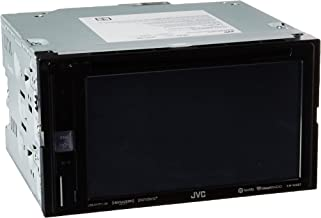 JVC KW-V25BT Multimedia Receiver Featuring 6.2