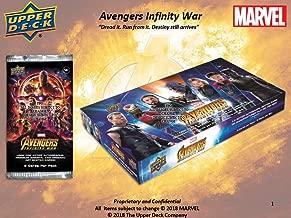 Best upper deck marvel infinity war Reviews