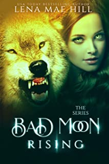 Bad Moon Rising: The Complete Ravenwood Series