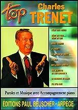 Top trenet --- chant, guitare ou piano