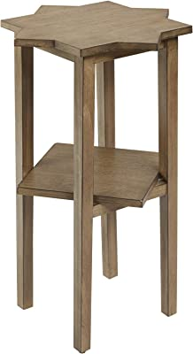 Silverwood Side table, Rustic Gray
