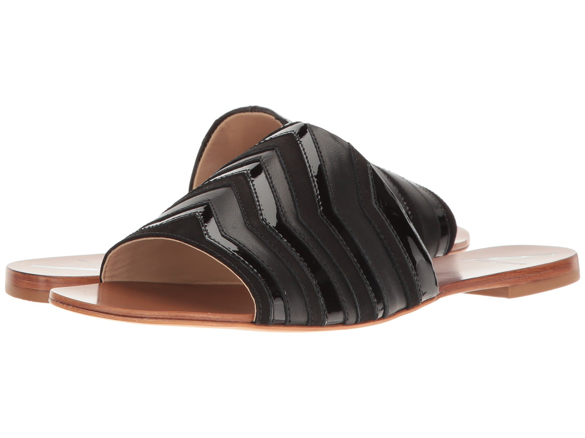 B BRIAN ATWOOD Dahl, Black Leather