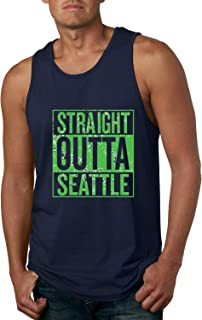 Wild Bobby Straight Outta Hometown Pride | Fantasy Football Fan | Mens Sports Graphic Tank Top