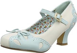 Joe Browns Moonlit Lace T-Bar Shoes Chaussure Baby Femme