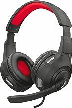 Trust Cuffie Gaming GXT 307 Ravu con Microfono Ripiegabile e Archetto Regolabile, 3.5 mm Jack, Filo, Over Ear, PC, PS4, PS...