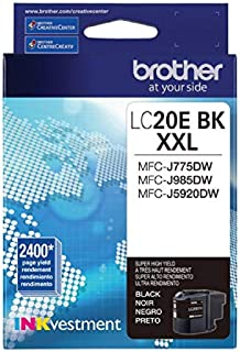 Best Brother LC20EBK Super High Yield Black Ink Cartridge Review