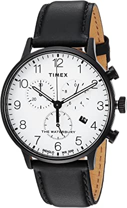 Timex - Waterbury Classic Chrono Leather