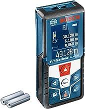 Bosch Professional Laserafstandsmeter Glm 500 (Werkbereik: 0,05–50 m, Hellingbereik: 0 – 360°, Meetnauwkeurigheid: +/-1,5 ...