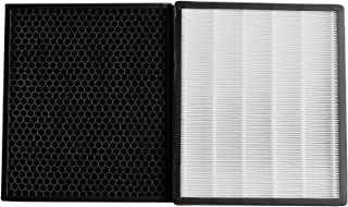 ATXKXE Air Purifier Filter Replacement Compatible with Levoit LV-PUR131 LV-PUR131-RF HEPA & Activated Carbon Filters, 1 Sets