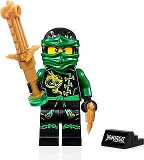 LEGO Ninjago Skybound Minifigure - Lloyd (Sky shark) with Gold Weapon 70601