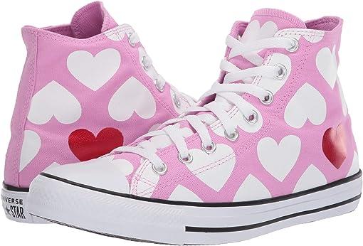 Peony Pink/White/Black 2