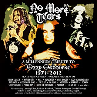 No More Tears: A Tribute To Ozzy Osbourne - 1971 - 2019 [Explicit]