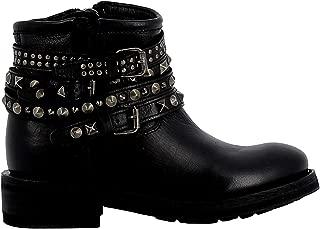 ASH Luxury Fashion Womens TATUM06BLK Black Ankle Boots | Fall Winter 19