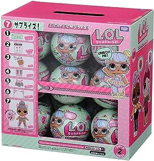 L.O.L サプライズ! シリーズ2 7サプライズ! 18個入りBOX タカラトミー(TAKARA TOMY)