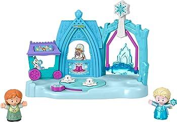 Fisher-Price Disney Frozen Arendelle Winter Wonderland Playset