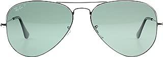 Ray-Ban RB3025 Aviator Flash Mirrored Sunglasses