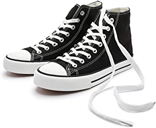 Womens High Top Canvas Sneakers Classic Canvas Shoes Casual Shoes for Walking
