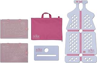 [LADY'S SU-PACK PINK] 女性用スーツ入れ ガーメントバッグ(レディーススーパック) [女性用] ピンク 機内持ち込み可
