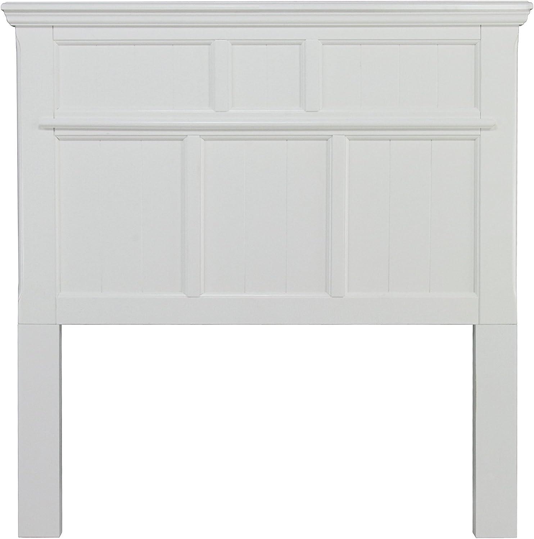 Furniture of America Rowena Headboard, Twin, White