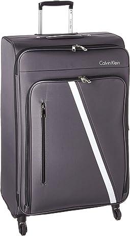 "CK-511 Crossbronx 24"" Upright Suitcase"