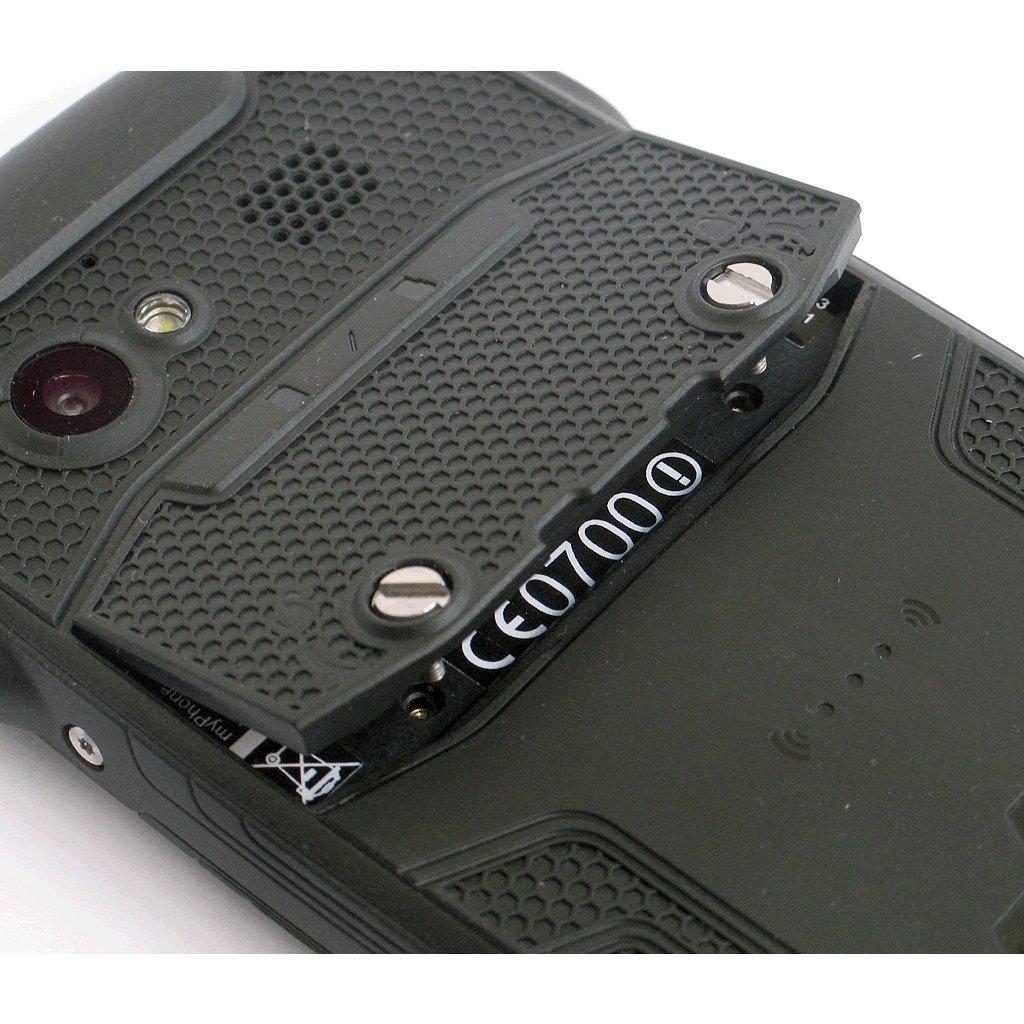 SmartPhone MyPhone Hammer AXE-LTE 16GB Black: Amazon.es: Electrónica