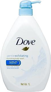 Dove Gentle Exfoliating Body Wash, 1L