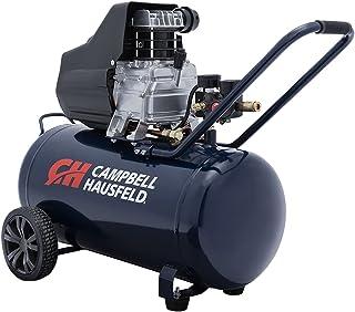 Campbell Hausfeld Air Compressor, 13-Gallon Horizontal Oil-Lubricated 3.8 CFM 1.3HP