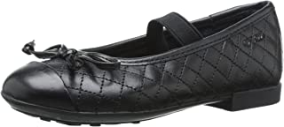 Geox JR Plie 26 一脚蹬玛丽珍平底鞋(幼儿/小童/大童)