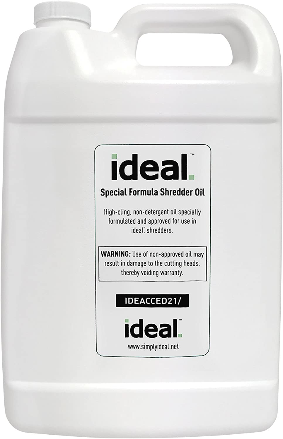 Special High-Cling Lubricating 価格 交渉 送料無料 Oil for Shredders: ideal. SALENEW大人気 1 Gallo