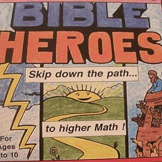 Skip Count Kid's Bible Heroes Musical Multiplication Songs