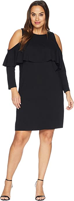 dedad7b67dcd Scully clia cold shoulder embroidered dress | Shipped Free at Zappos