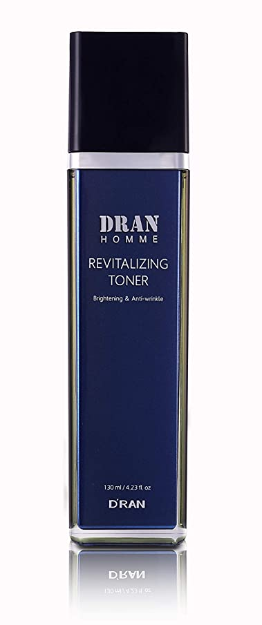 実施する入場パンサーNew Homme Revitalizing Toner