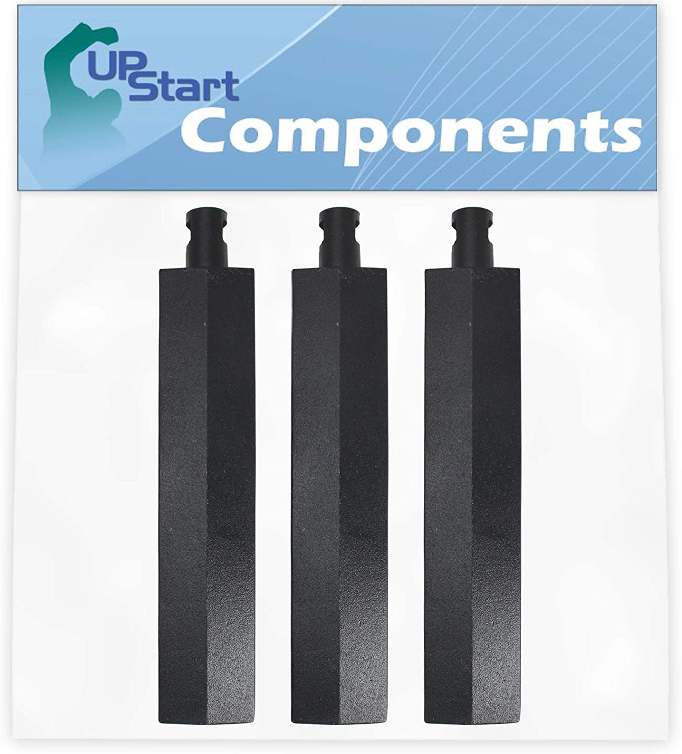 UpStart Ranking TOP1 Components 3-Pack BBQ Gas Grill Burner Tube Popular brand in the world Replacement