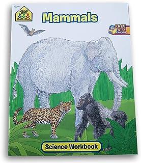 School Zone Science Workbook - Mammals