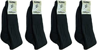 New Mens Bridgedale Blaxnit Pathfinder Warm Double Knit Socks 4 Pair 6-10