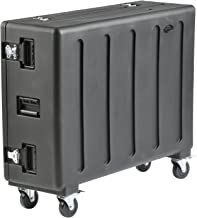 SKB 1RMQU32-DHW Roto Mixer Case for Allen and Heath QU32 Mixer with Doghouse Casters