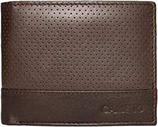 Camelio Brown Men's Wallet (CAM-BL-066)