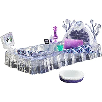 Monster High Abbey Bominable's Bed Playset