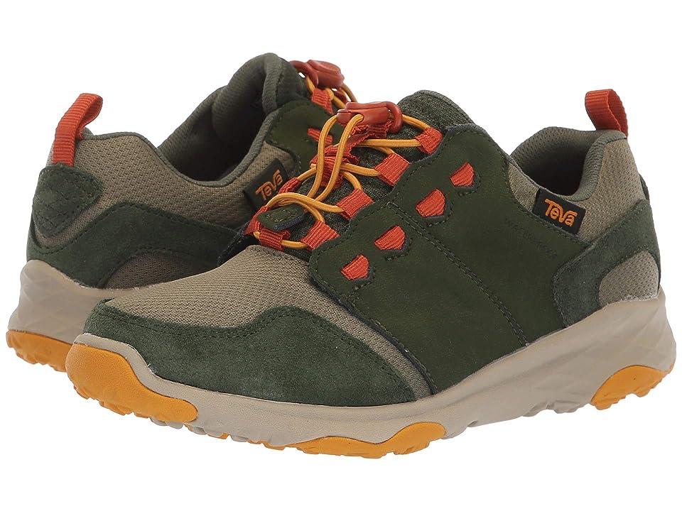 Teva Kids Arrowood 2 Low WP (Little Kid) (Kombu Green) Kids Shoes