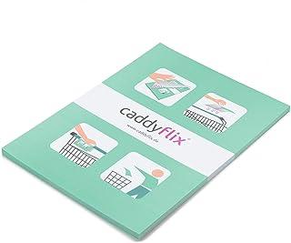 caddyflix ®, selbstklebender Hygieneschutz für Einkaufswag