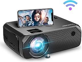 Wi-Fi Mini Projector, Bomaker Portable Projector for...