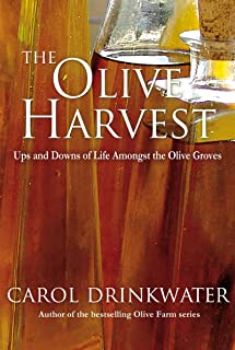 The Olive Harvest (The Olive Series Book 3)