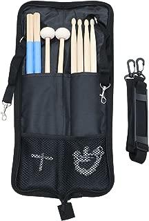 Drum Sticks Bag - With drum key gift - CUSTEAM (black)