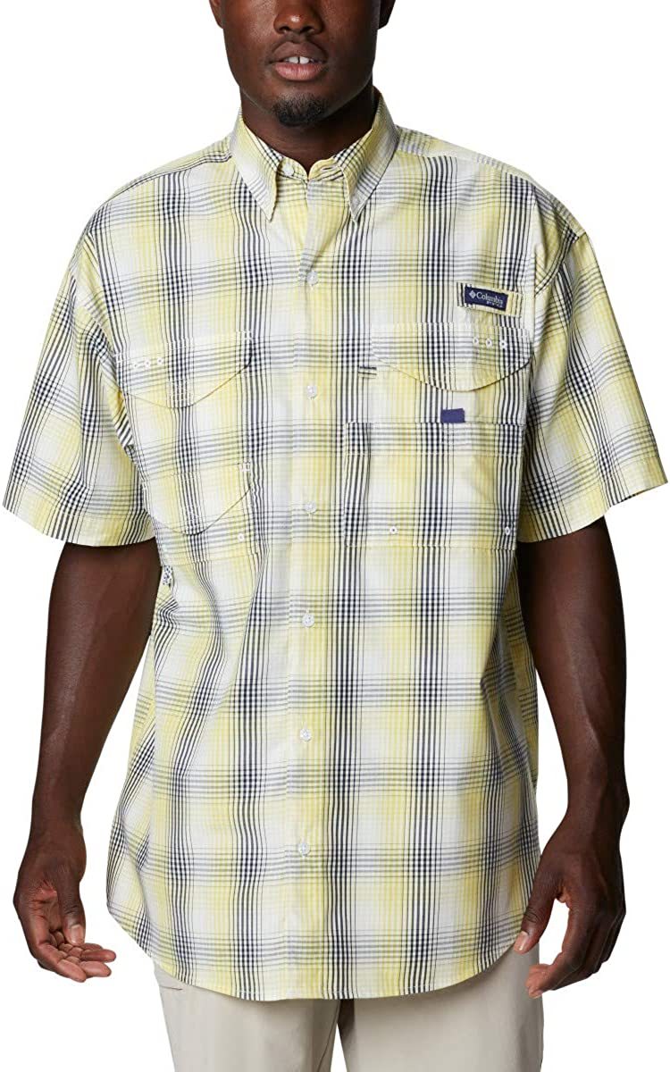 Max 59% OFF Columbia Men's Super Bonehead Classic Shirt Short Sleeve Clearance SALE! Limited time!