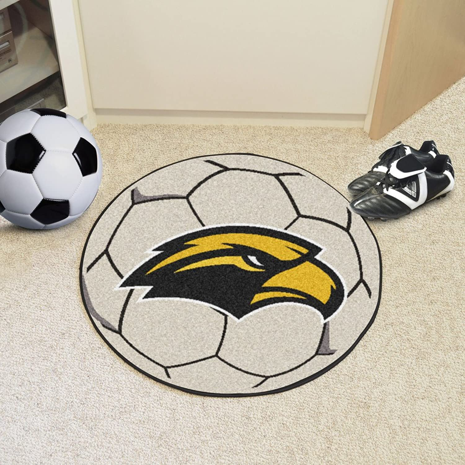 University of Southern Mississippi Soccer Ball