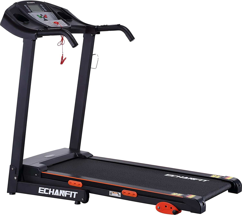 ECHANFIT Folding Treadmill 2.5 Max 70% OFF HP Treadmills Incline Electric 55% OFF fo