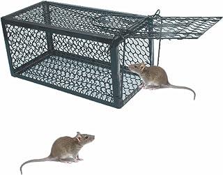 skycabin Trampa de Jaula para Ratones,Roedores,Ratas,