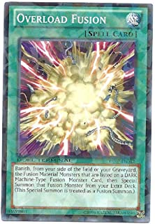 YU-GI-OH! - Overload Fusion (DT07-EN042) - Duel Terminal 7A - Duel Terminal Edition - Parallel Rare