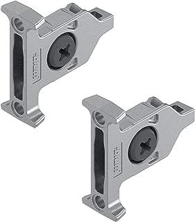 Blum TANDEMBOX ZSF. 3502–Sujeción Frontal para cajón Soportes para Tandembox cajones (1par)