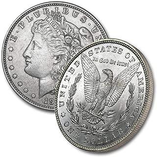 1921 P Morgan Silver Dollar $1 About Uncirculated (AU)